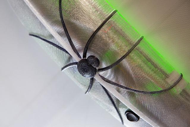 Spider, l'ami des dirigeables !