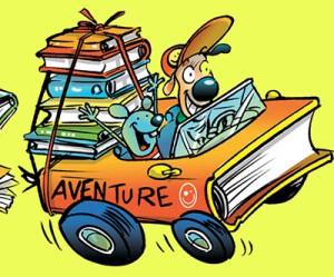 Spécial lecture : des livres pour tes vacances !