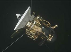 La fin du voyage de Cassini