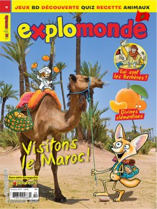Octobre 2017 – Explomonde – Visitons le Maroc