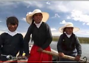 Titicaca, l'école du lac