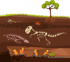 Casse-tête : Sous la terre
