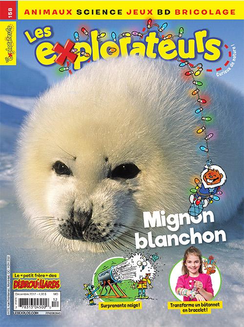 Décembre 2017 – Mignon blanchon