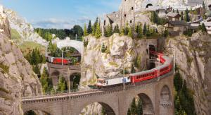 La plus grande maquette de trains au monde !