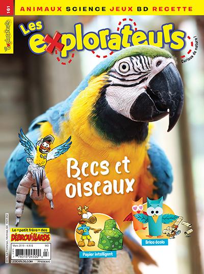 Mars 2018 – Becs et oiseaux