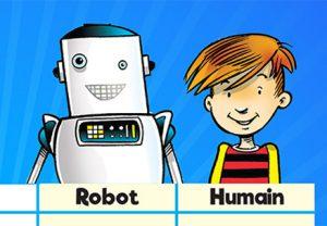 Robots ou humains ?