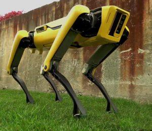 SpotMini, le chien-robot