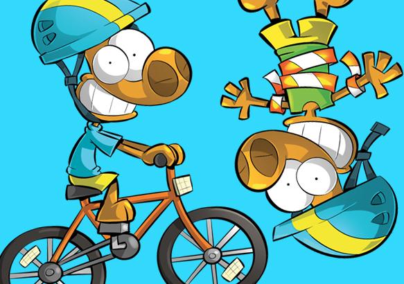 Opération vélo