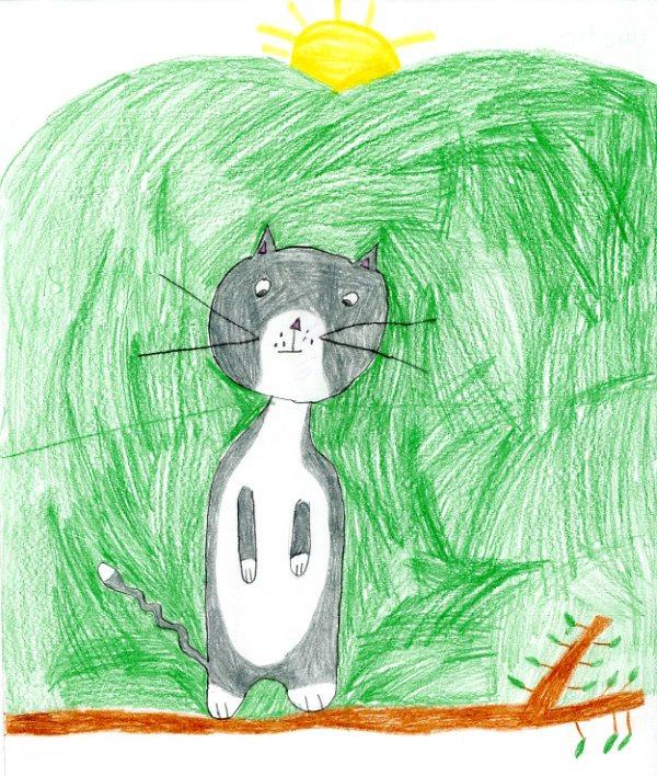Allie Desrosiers, 8 ans, Rimouski