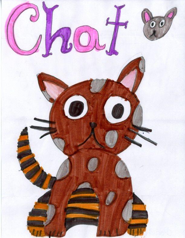 Charlotte Lépine, 8 ans, Windsor