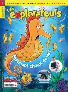 Juin 2018 – Fascinant cheval de mer