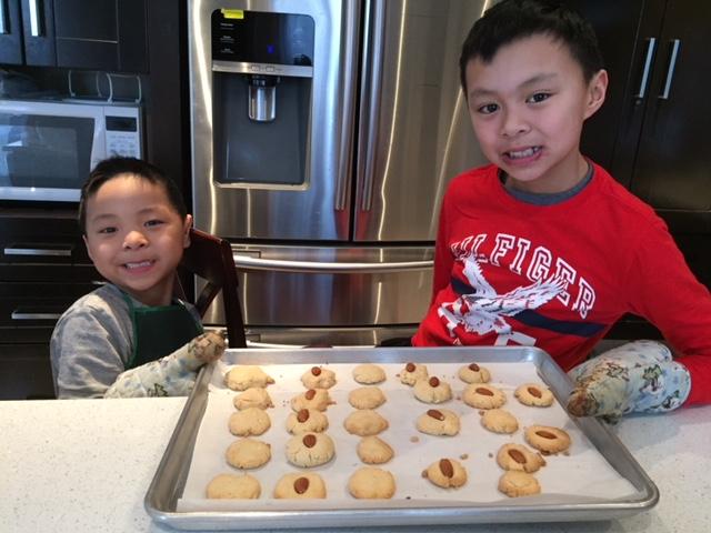 Andy et Dason Zeng, 6 et 10 ans