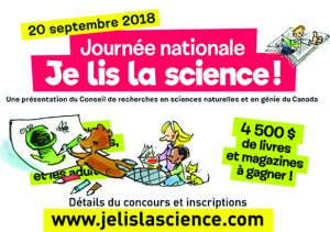 Je lis la science !