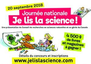 Je lis la science !