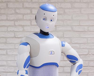 Roméo, le robot compagnon