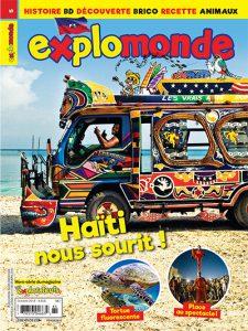 Octobre 2018 – Explomonde – Haïti nous sourit