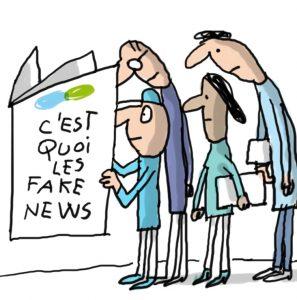 C'est quoi les fake news ?