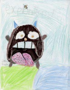 Aryelle Lauzon, 8 ans, Rouyn-Noranda