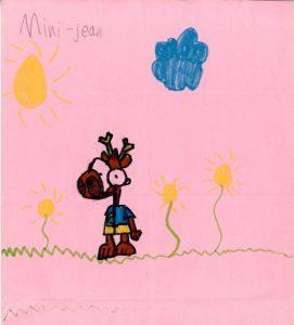 Félicia Lachapelle, 8 ans, Stukeley-Sud