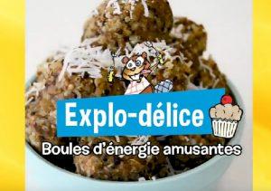 Les boules d'énergie au quinoa
