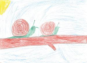 Céleste Filiatrault, 9 ans, Rouyn-Noranda