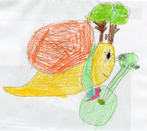 Charlotte Dubé, 7 ans, Rouyn-Noranda