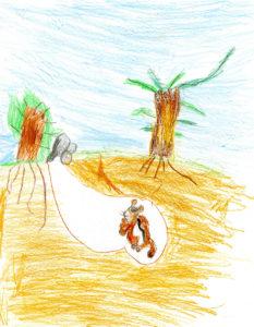 Archibald Bernier, 6 ans, L'Islet
