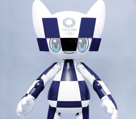 Des robots aux Jeux olympiques