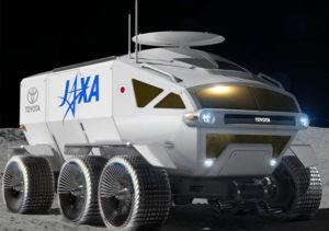 La future jeep lunaire japonaise