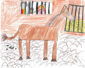Adèle St-Jean Cheng, 8 ans