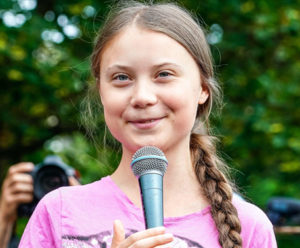 Qui est Greta Thunberg ?