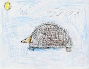Alexis LeBrasseur, 8 ans