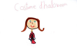 Alexanne Bilodeau, 9 ans