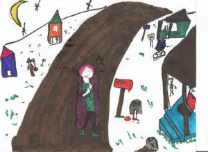 Chloé Gagnon, 10 ans