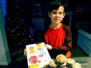 Éloi Pelletier, 7 ans