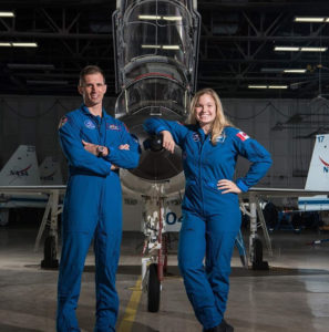Astronautes diplômés!