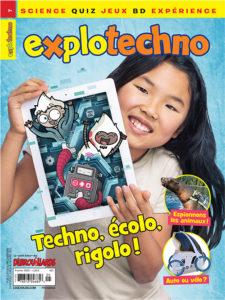 Février 2020 – Explotechno – Techno, écolo, rigolo!