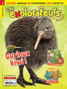 Mars 2020 – Curieux kiwi