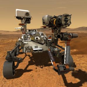 Perseverance ira sur Mars