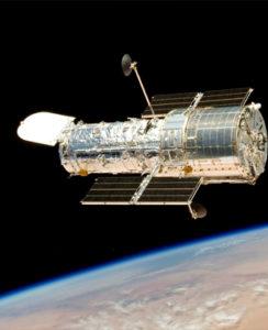 Que voyait Hubble à ta fête?