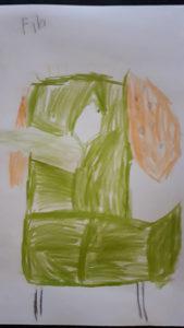 Cédric Bouchard, 6 ans