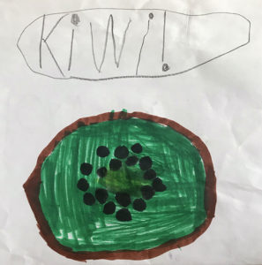 Caleb Lanois, 6 ans