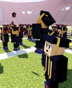Vidéo: Une fin d'année sur Minecraft