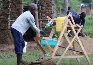 Vidéo : La machine à se laver les mains