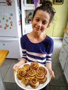 Juno Ethier, 8 ans