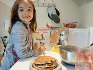 Kiera Soppelsa, 7 ans