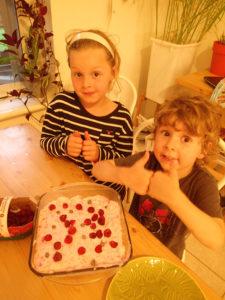 Céleste et Hélio Gaudreau-Carey, 6 et 4 ans
