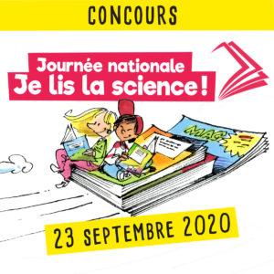 Le 23 septembre, « Je lis la science ! »