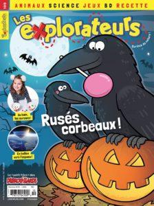 Octobre 2020 – Rusés corbeaux!