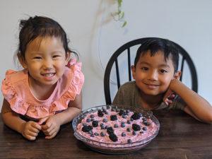 Sofia et Andy On, 2 et 5 ans